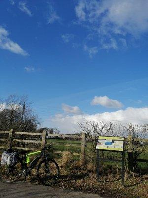 bike in blue skies over Cheshire.jpg